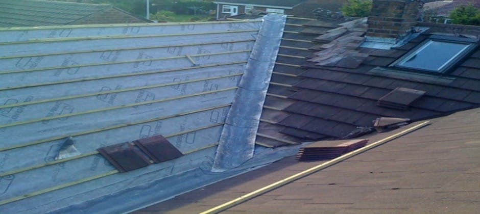 Lead Valleys Roofing in Dublin