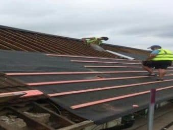 Roofing And Insulation Services Repairs Dublin Quality