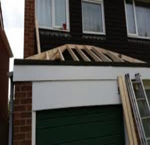 Garage Extension Roofing and Repairs Dublin